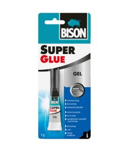 Κόλλα Super Glue Gel Bison
